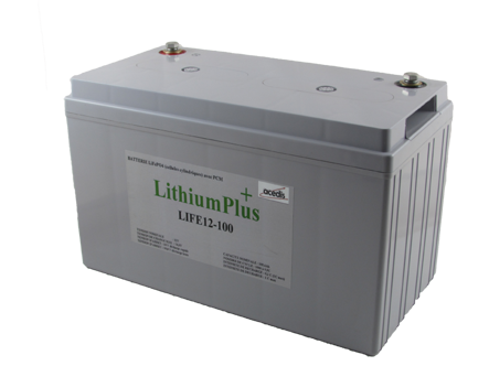 batteries lithium acedis gamme life