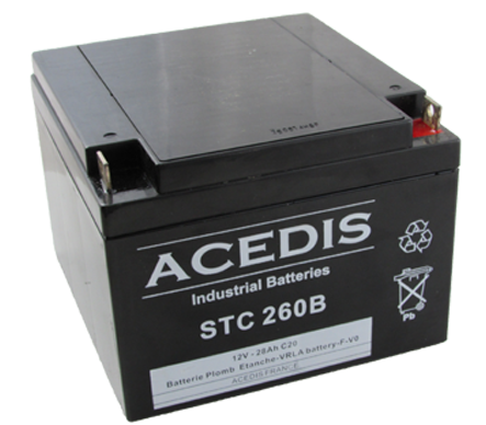 high rate batteries stc range industrial batteries