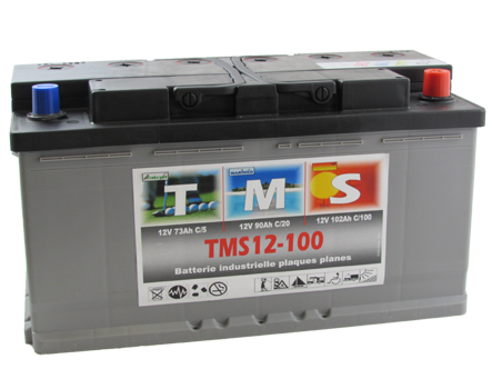 batteries solaire acedis gamme tms
