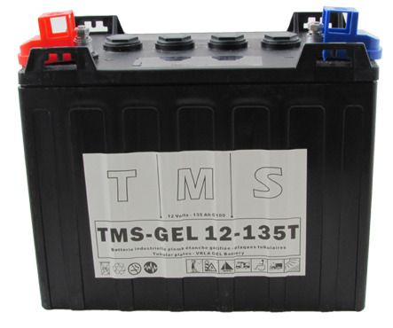 batteries traction acedis gamme tmsgel-t
